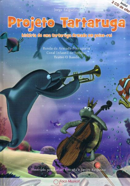 projeto tartaruga livro