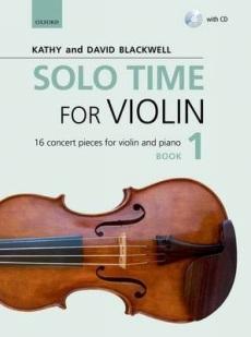 solo time for violin 1