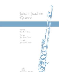 sonata 3 flautas