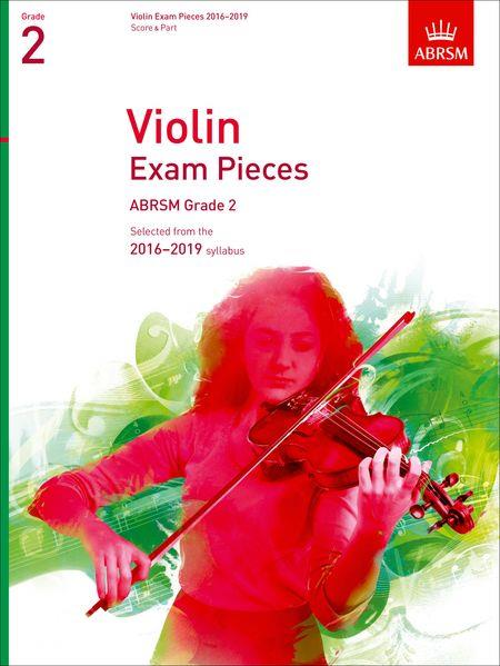 violin exam pieces 2