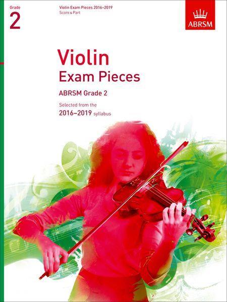 violin exam pieces 2