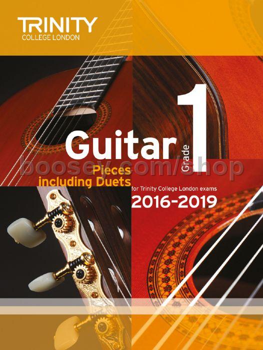 guitar exam gr 1