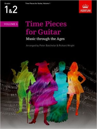 time pieces guitar vol 1