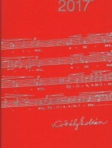 music-diary-red