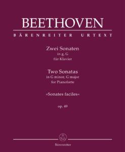 2 sonatas op 49