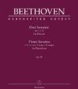 3 sonatas op 10