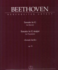 sonata op 79