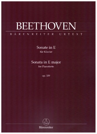 sonata op 109