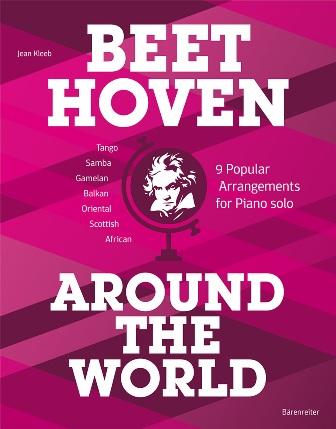 Kleeb – Beethoven around the World – Umschlag – DRUCK2