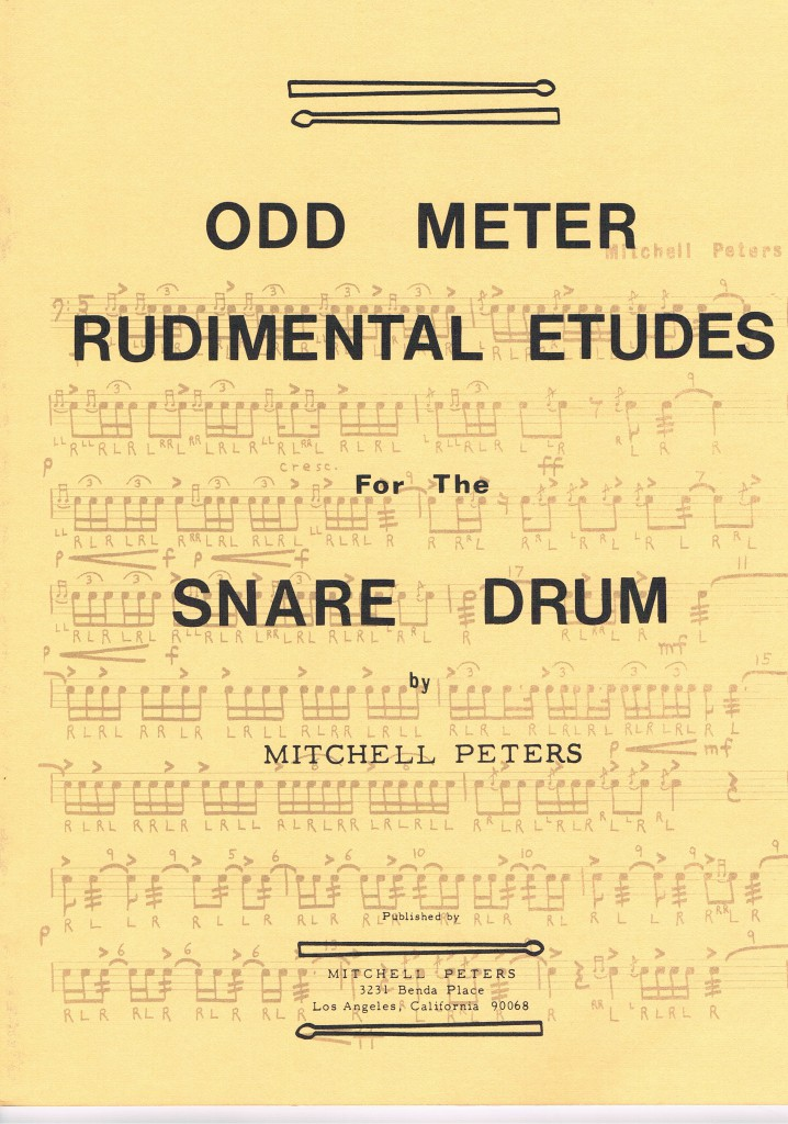 Odd Meter Rudimental Etudes