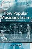 how popular musicians learn