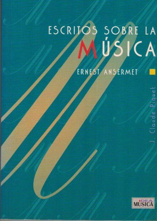 escritos sobre la musica