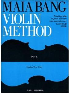 maia bang violin method 1