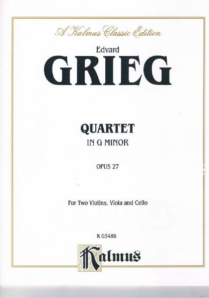 quarteto op 27