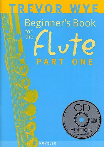 Begginers Book for Flute I + cd