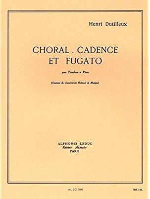 choral cadence
