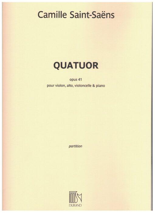 quarteto op41