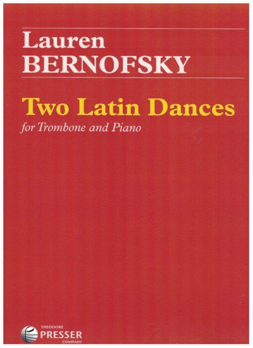 2 latin dances
