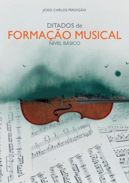 Capa_Ditados de Formação Musical_Nível Básico
