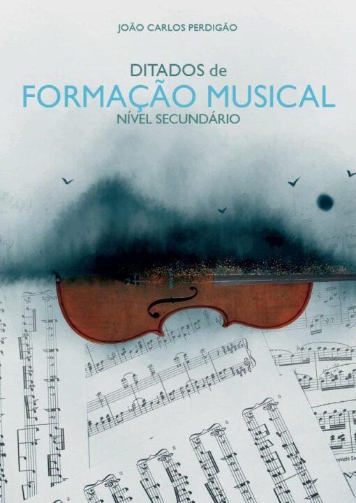 Capa_Ditados de Formação Musical_Nível Secundário